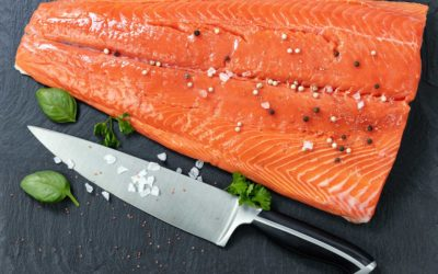 Our Favorite: New Zealand King Salmon